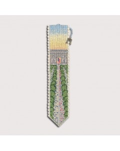 Bookmark l'Arc de Triomphe to cross stitch. Item n° 4574