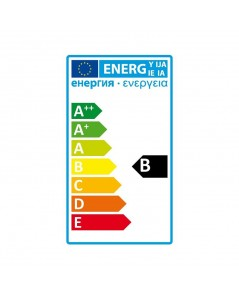 Energy consumption B