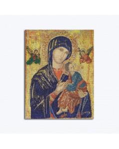 Kit broderie, Sainte Vierge Marie. Thea Gouverneur n° 551
