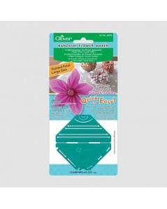 Outil de confection de fleurs Kanzashi. Clover. C8483