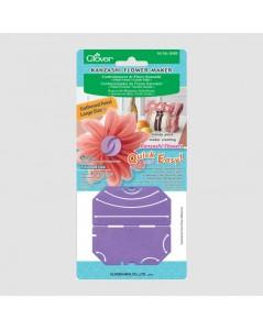 Outil pour fabriquer des fleurs japonaises kanzashi. Clover C8485