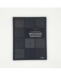 Livre. Le Guide de la broderie Sashiko. Editions Eyrolles EY163