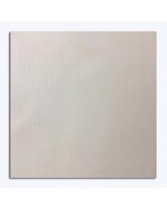 Tissu damier laize 180 cm, 100% coton. Carreaux 8,5 x 8,5 cm Aida 4 pts/cm Hardanger 8 pts/cm
