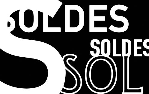 Soldes Hiver 2021. Séléction de kits et accessoires en solde. Le Bonheur des Dames