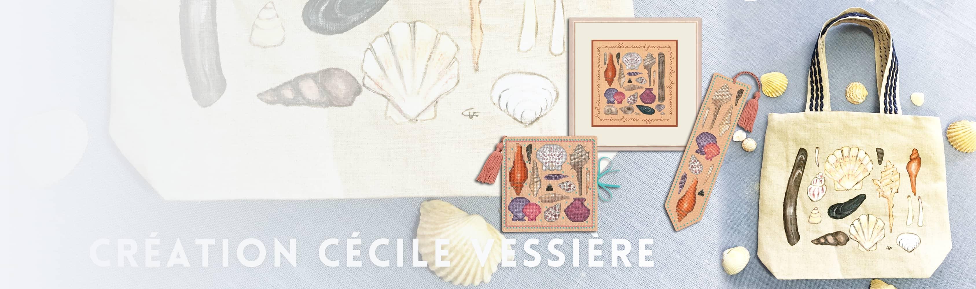Carpet miniature Patchwork. Petit point kit. 3669 Le Bonheur des Dames